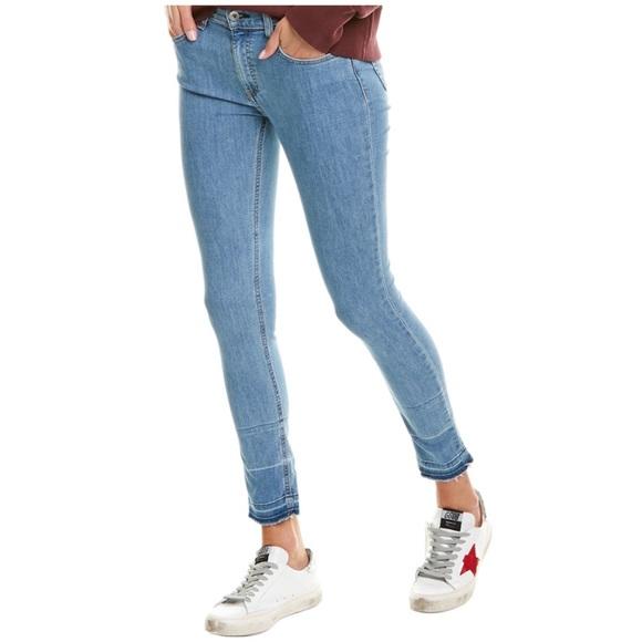 rag & bone Denim - NWT Rag & Bone Ankle Skinny Light Wash Jeans